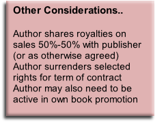 Other Considerations..